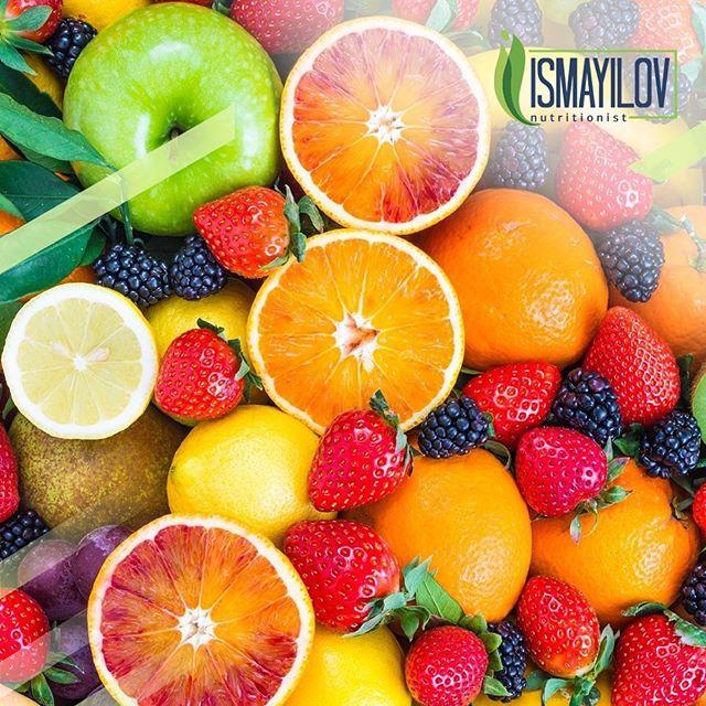 Meyvələr haqda doğru bildiyiniz yanlış